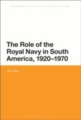 Role of the Royal Navy in South America, 1920-1970
