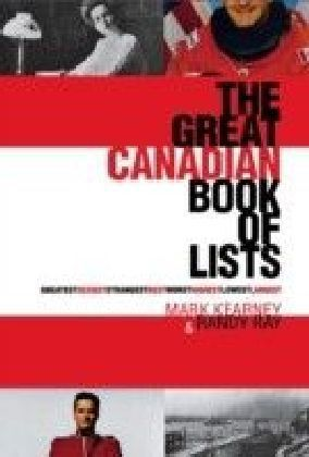 Great Canadian Book of Lists