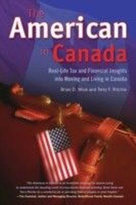 American in Canada