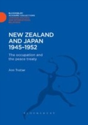 New Zealand and Japan 1945-1952