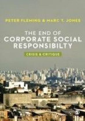End of Corporate Social Responsibility