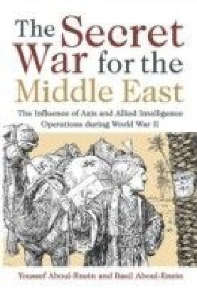 Secret War for the Middle East