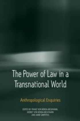 Power Of Law In A Transnational World