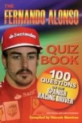 Fernando Alonso Quiz Book