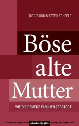 Böse alte Mutter