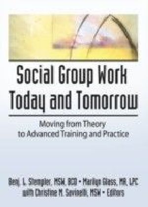 Social Group Work Today and Tomorrow
