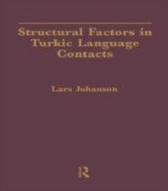 Structural Factors in Turkic Language Contacts