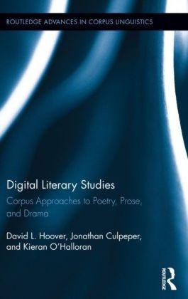 Digital Literary Studies
