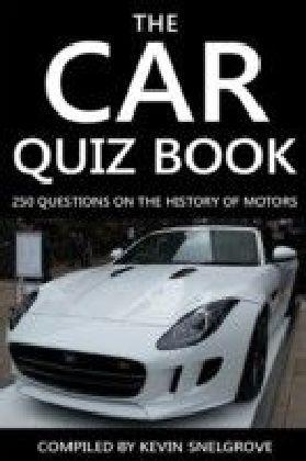 Car Quiz Book