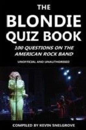 Blondie Quiz Book