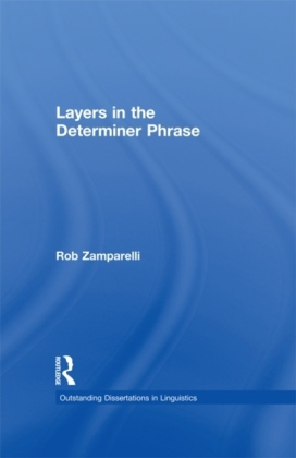 Layers in the Determiner Phrase