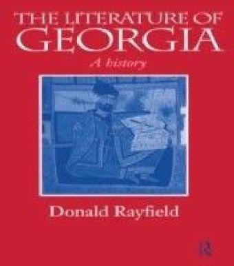 Literature of Georgia