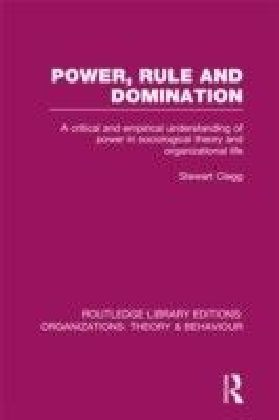 Power, rule and domination