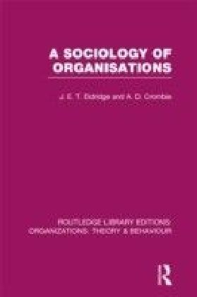 sociology of organisations.