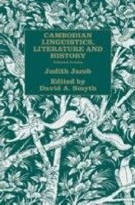 Cambodian Linguistics, Literature and History