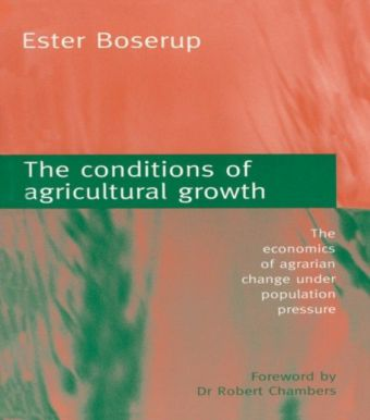 Conditions of Agricultural Growth