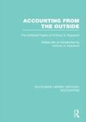 Accounting From the Outside (RLE Accounting)