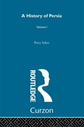 History Of Persia (Volume 1)