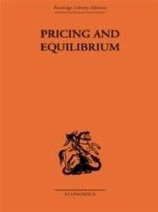 Pricing and Equilibrium