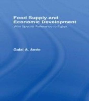 Food Supply and Economic Development