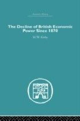 Decline of British Economic Power Since 1870