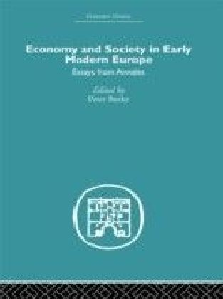 Economy and Society in Early Modern Europe