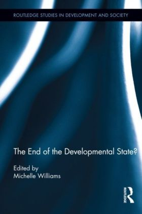 End of the Developmental State?