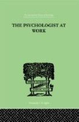Psychologist At Work