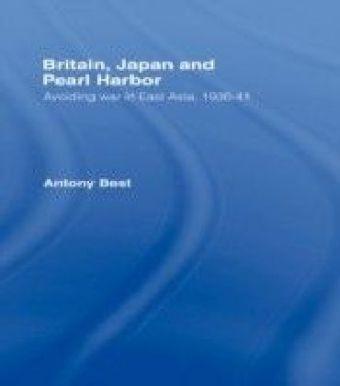 Britain, Japan and Pearl Harbour