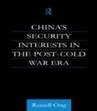 China's Security Interests in the Post-Cold War Era