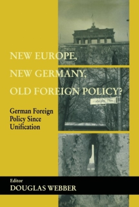 New Europe, New Germany, Old Foreign Policy?