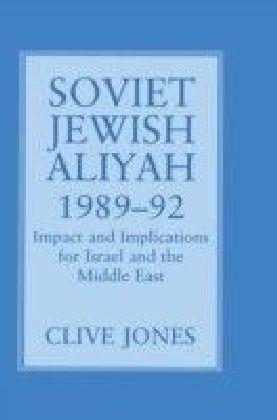 Soviet Jewish Aliyah, 1989-92