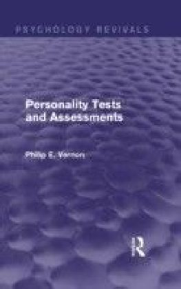 Personality Tests and Assessments (Psychology Revivals)