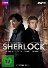 Sherlock, 2 DVDs