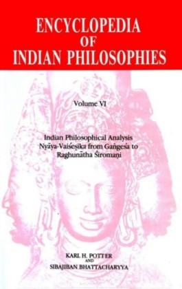 Encyclopedia of Indian Philosophies (Vol. 6)