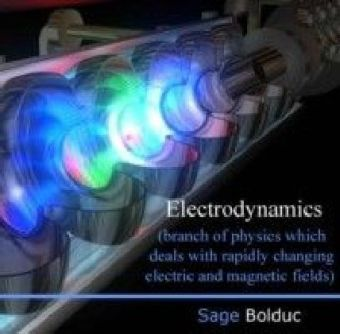 Electrodynamics (branch of physics which deals with rapidly changing electric and magnetic fields)
