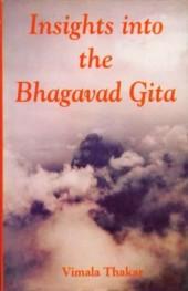 Insights Into the Bhagavad Gita