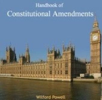 Handbook of Constitutional Amendments