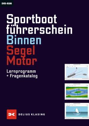 Sportbootführerschein Binnen, Segel, Motor