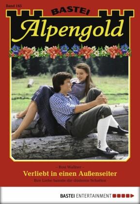 Alpengold - Verliebt in einen Außenseiter