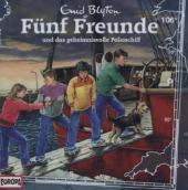 Fünf Freunde und das geheimnisvolle Polarschiff, 1 Audio-CD