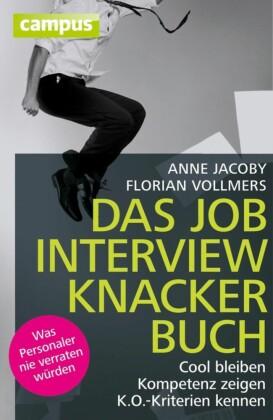 Das Jobinterviewknackerbuch