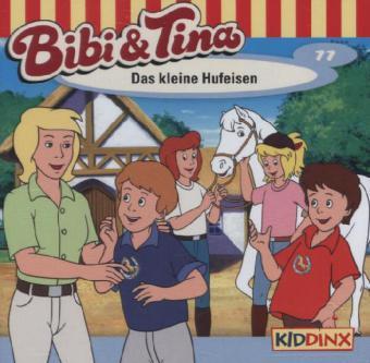 Bibi & Tina - Das kleine Hufeisen