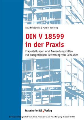 DIN V 18599 in der Praxis.