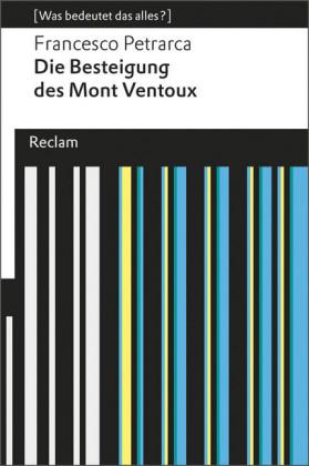 Die Besteigung des Mont Ventoux
