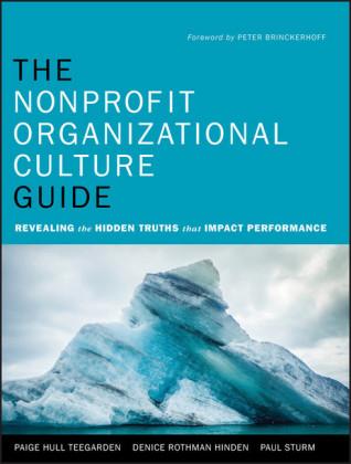 The Nonprofit Organizational Culture Guide