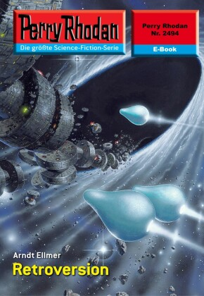 Perry Rhodan 2494: Retroversion