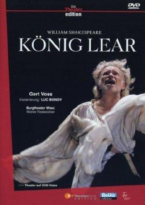 Wiliam Shakespeare: König Lear, Burgtheater Wien, 1 DVD