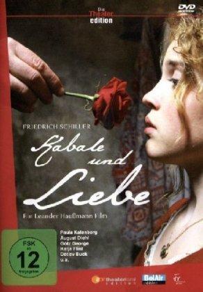 F. Schiller: Kabale und Liebe, 1 DVD