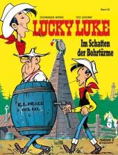 Lucky Luke - Im Schatten der Bohrtürme Cover